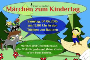 Märchen zum Kindertag