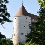 Burgwasserturm oder Karasek-Turm vom Spreetal