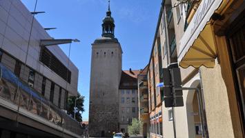 Lauenturm Kornmarkt-Center in der Schulstraße