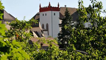 Matthiasturm Ostseite