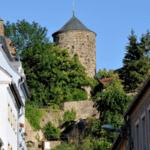 Nicolaiturm von der Hammermühle