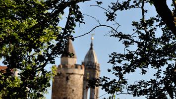 Reichenturm hinter dem Wendischen Turm
