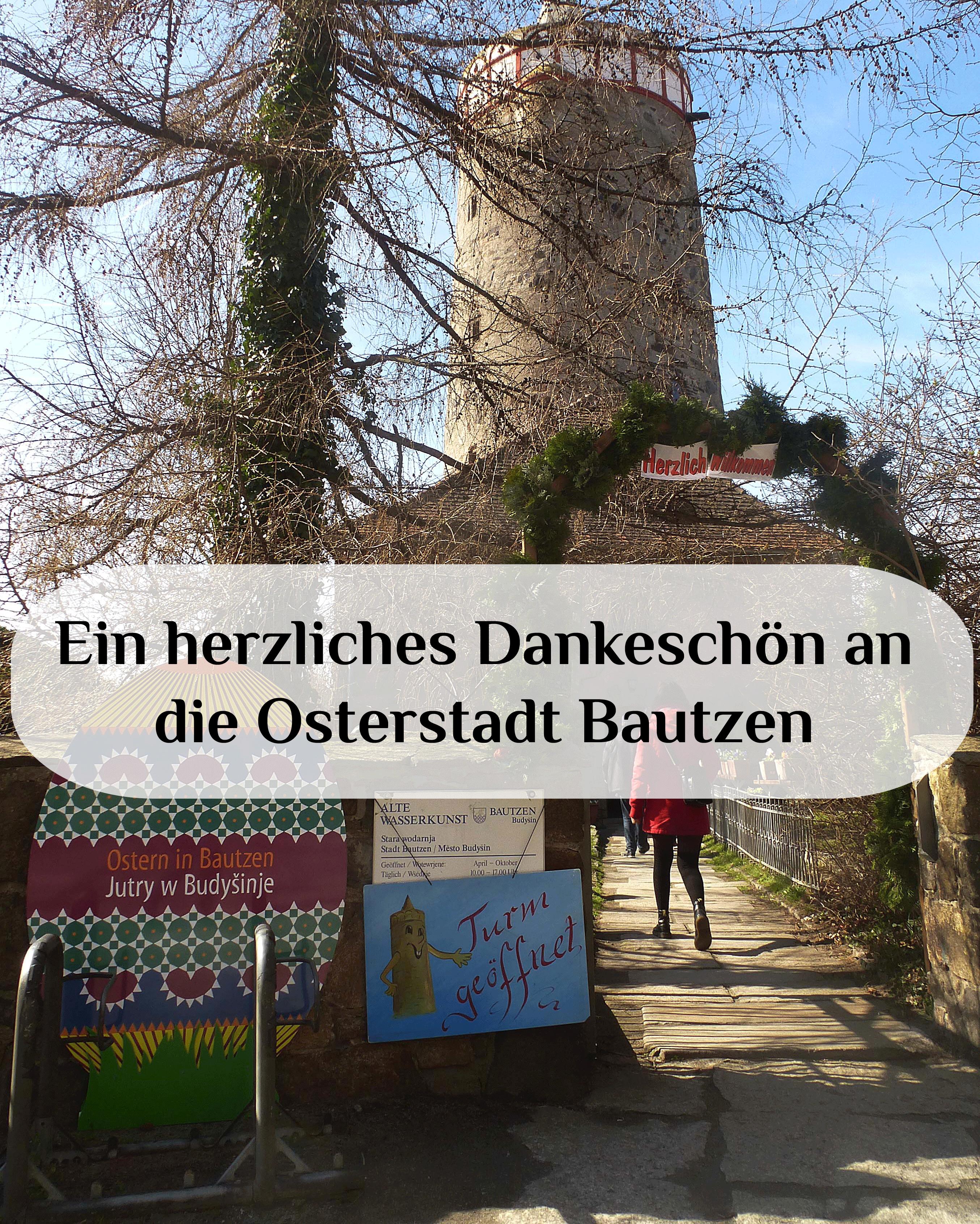 Danke Osterstadt Bautzen
