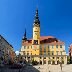 englische Stadtführung in Bautzen