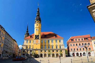 Bautzen-Stadtführung in der Türme-Stadt