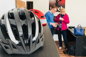 Helmhelden - Neues Fachgeschäft für Radfahrer in Bautzen