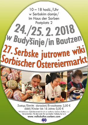 Ostereiermarkt 2018 Flyer