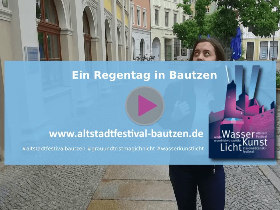 Altstadtfestival 2018 Regentag