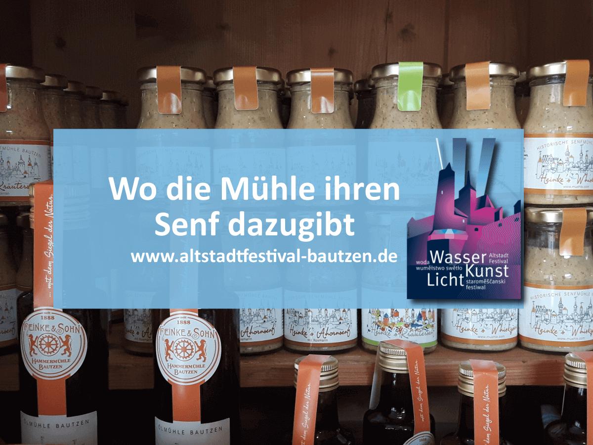 Hammer- muehle zum altstadtfestival 2018