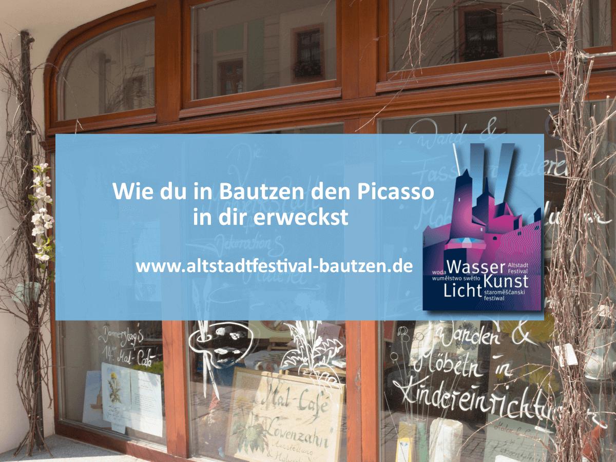 Kunst und Ausstellungen zum Altstadtfestival 2018 in Bautzen