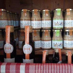 Produkte der Hammer- muehle zum altstadtfestival 2018