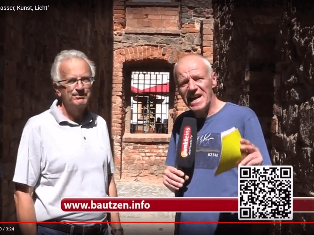 Akteuere zum Altstadtfestival 2018 - Dietmar Stange bei Oberlausitz TV