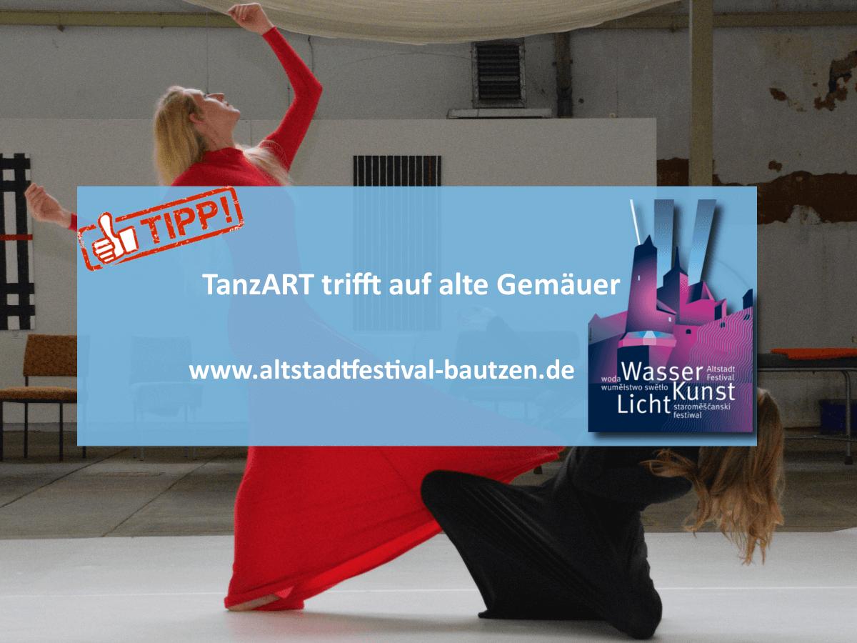 TanzART zum Altstadtfestival 2018 - TanzArt