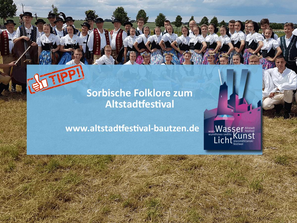 Akteure zum Altstadtfestival 2018 - folkloreensemble hoeflein