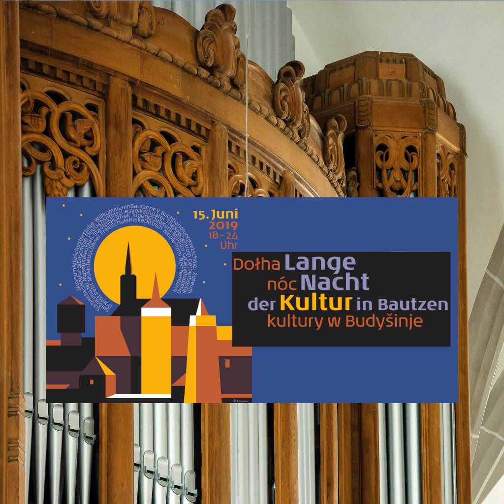 Beitrag Lange Nacht der Kultur 2019 - Dom St Petri - Foto von Holger Hinz