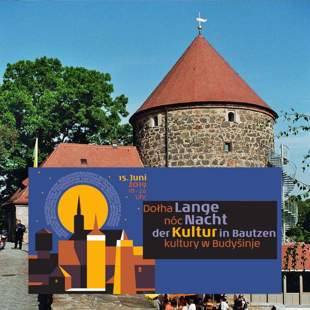 Beitrag Lange Nacht der Kultur 2019 - Gerberbastei - Foto von Jugendherberge Bautzen