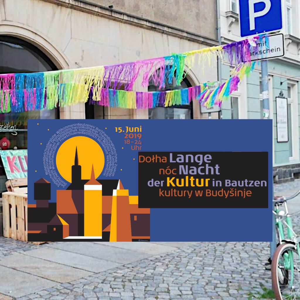 Beitrag Lange Nacht der Kultur 2019 - Jugendclub Kurti - Foto von Jugendclub Kurti