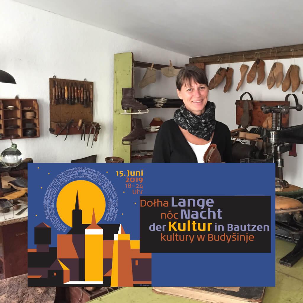 Beitrag Lange Nacht der Kultur 2019 - Museum Alte Schusterstube - Foto von Museum Alte Schusterstube