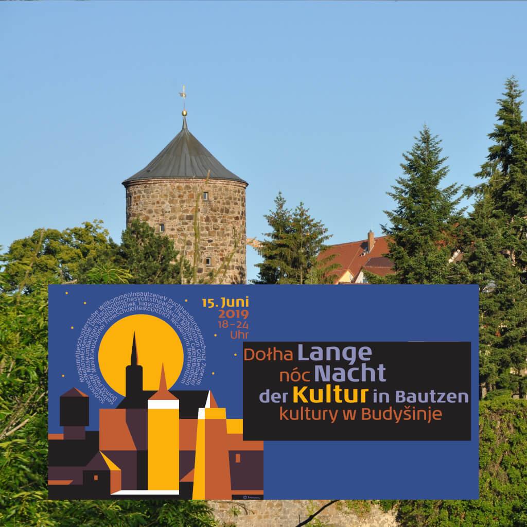 Beitrag Lange Nacht der Kultur 2019 - Nicolaiturm - Foto von Sebastian Benad