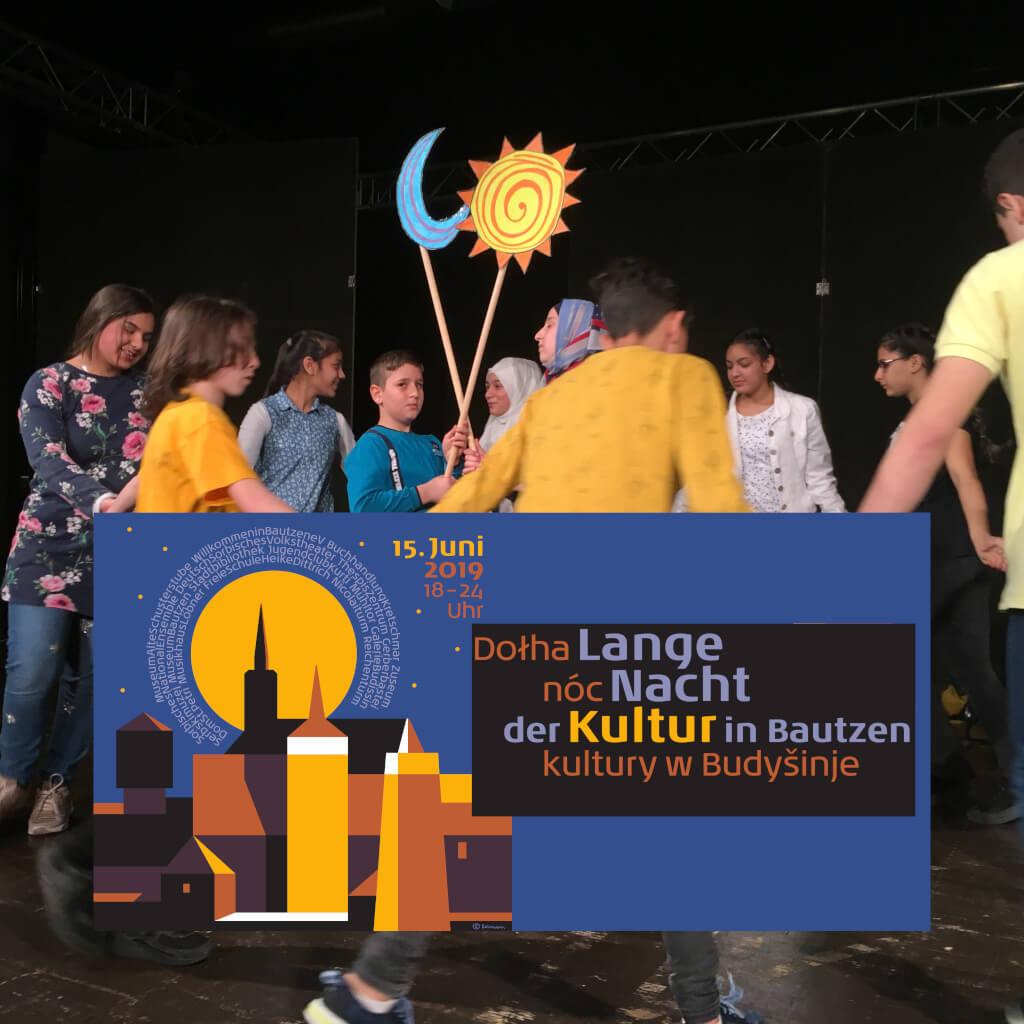 Beitrag Lange Nacht der Kultur 2019 - Thespis Zentrum- Foto von Thespis Zentrum