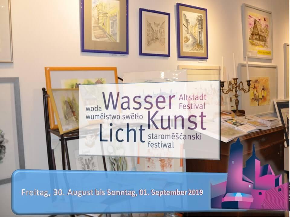 Elkes Galerie zum Altstadtfestival 2019