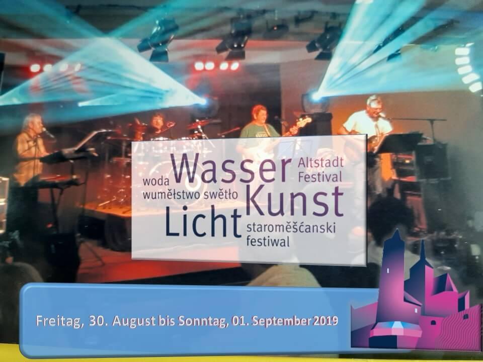 Gruppe Spirit zum Altstadtfestival 2019