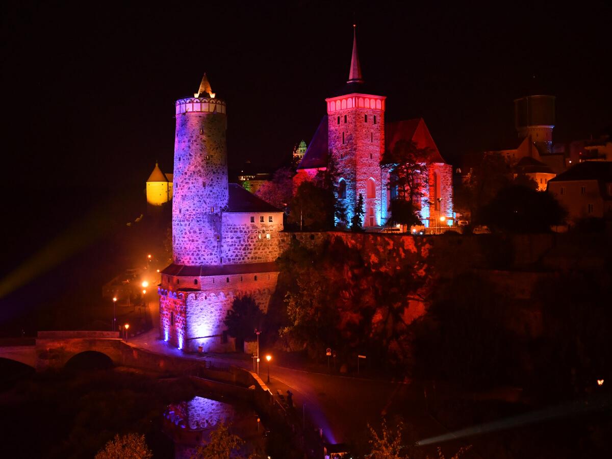 Illumination zum Altstadtfestival 2019