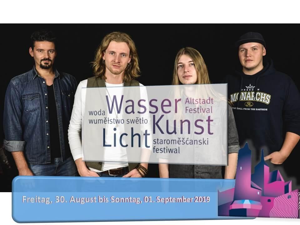 Alexander Schmidt Band zum Altstadtfestival 2019