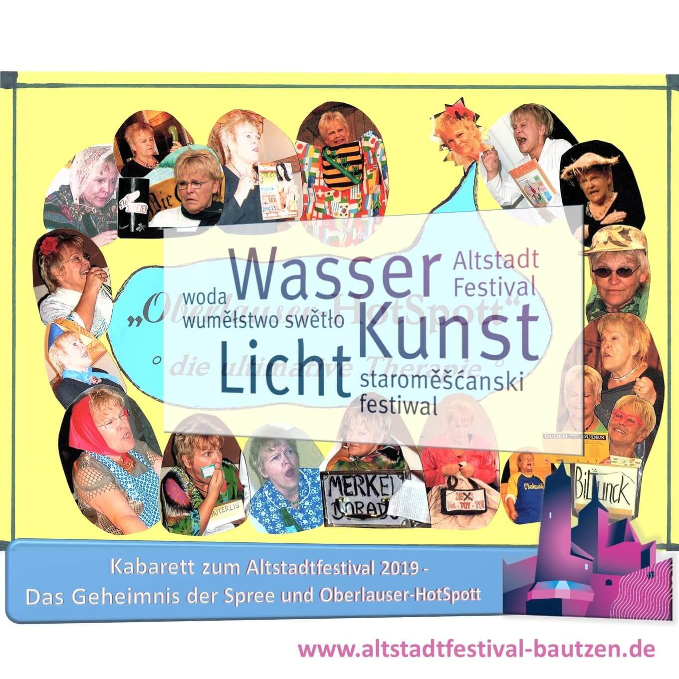 Beitrag Kabarett zum Altstadtfestival 2019