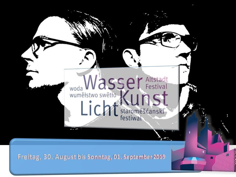 Brückner und Fox zum Altstadtfestival 2019