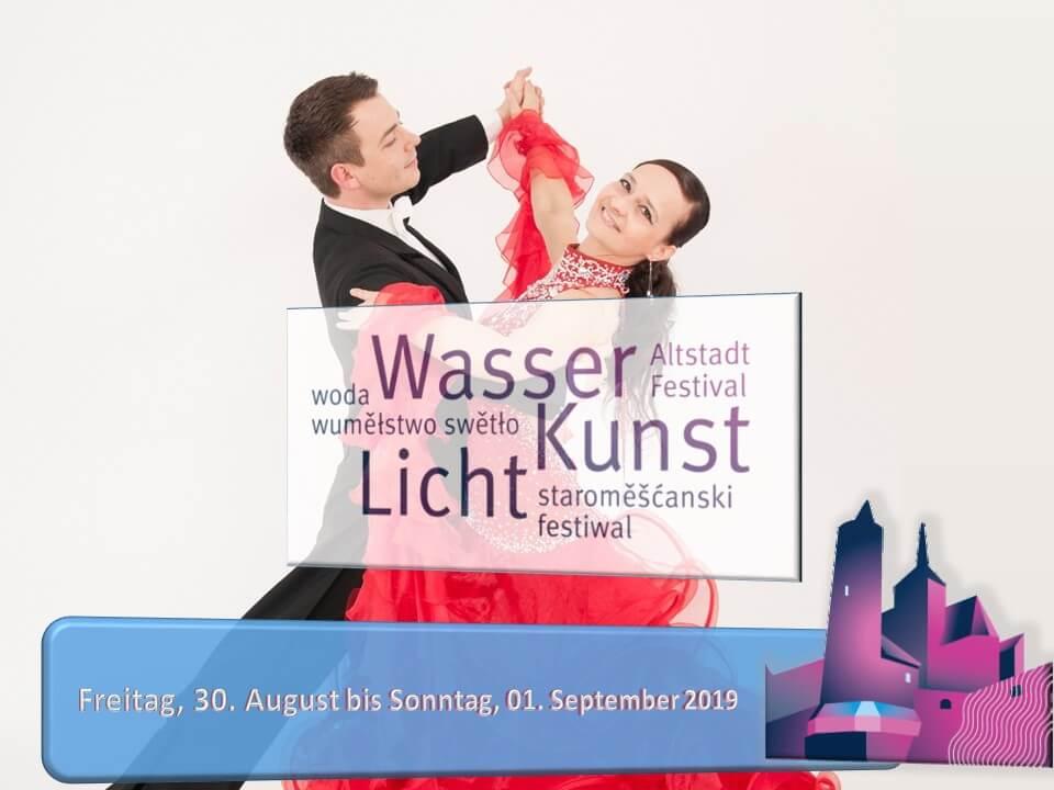 Tanzschule Mühlmann zum Altstadtfestival 2019