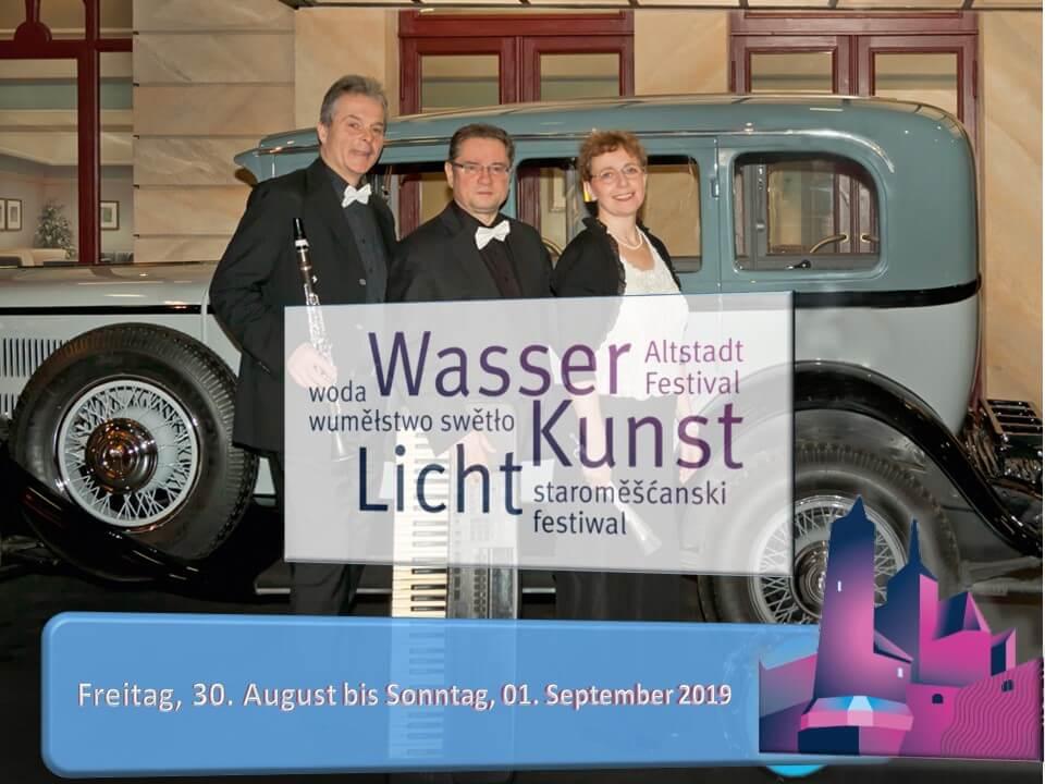 Trio Muggefugg zum Altstadtfestival 2019