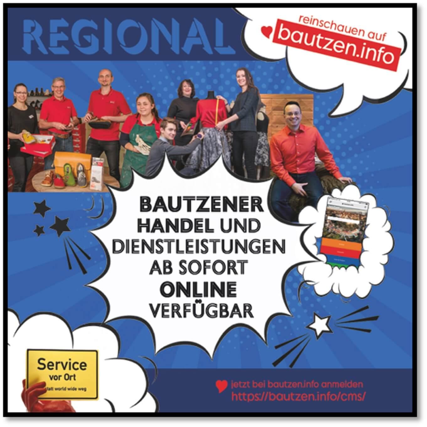 Bautzen Online Header