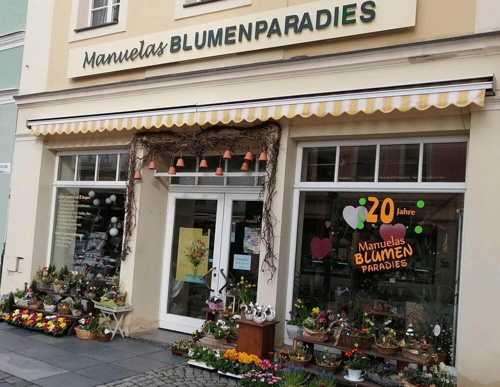 Manuelas Blumenparadies